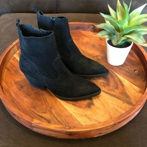 Jeffery Campbell Suede Boot